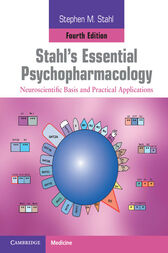 Stahl's Essential Psychopharmacology by Stephen M. Stahl