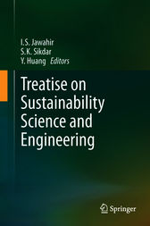 Treatise on Sustainability Science and Engineering by I.S. Jawahir