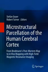 Microstructural Parcellation of the Human Cerebral Cortex by Stefan Geyer