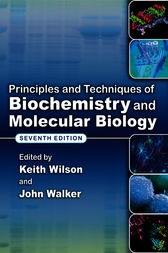 Principles and Techniques of Biochemistry and Molecular Biology by Keith Wilson