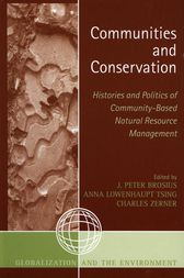 Communities and Conservation by Peter J. Brosius