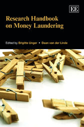 Research Handbook on Money Laundering by B. Unger