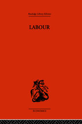 Labour by P. Sargant Florence