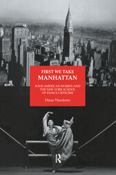 First We Take Manhattan by Diana Theodores