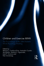 Children and Exercise XXVIII by Manuel Coelho-E-Silva