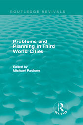 Problems and Planning in Third World Cities (Routledge Revivals) by Michael Pacione