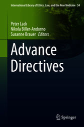 Advance Directives by Peter Lack