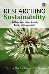 Researching Sustainability by Alex Franklin