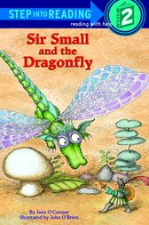 Sir Small and the Dragonfly by Jane O'Connor