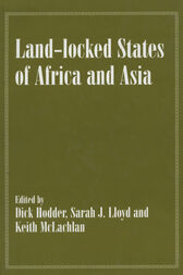 Land-locked States of Africa and Asia by Richard Hodder-Williams