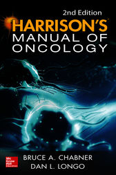 Harrisons Manual of Oncology 2/E by Bruce A. Chabner