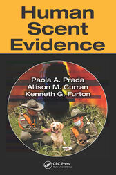 Human Scent Evidence by Paola A. Prada