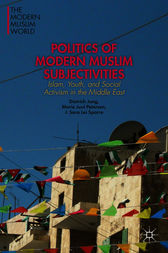 Politics of Modern Muslim Subjectivities by Dietrich Jung