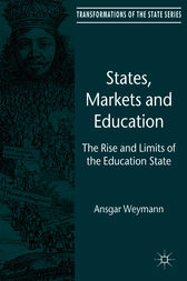 States, Markets and Education by Ansgar Weymann