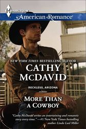 More Than a Cowboy by Cathy McDavid