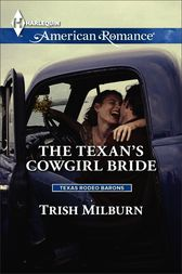 The Texan's Cowgirl Bride by Trish Milburn