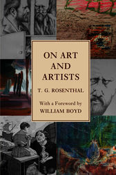 On Art and Artists by T. G. Rosenthal