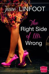 The Right Side of Mr Wrong by Jane Linfoot