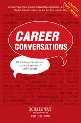 Career Conversations by Ronald Tay
