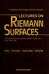 Lectures on Riemann Surfaces - Proceedings of the College on Riemann Surfaces by E. Carvalho