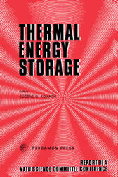 Thermal Energy Storage by Eugene G. Kovach