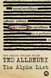 The Alpha List by Ted Allbeury