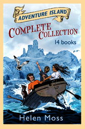 Adventure Island Complete 14 Book Collection by Helen Moss