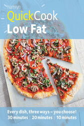 Hamlyn QuickCook: Low Fat by Jo McAuley