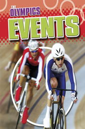 The Olympics: Events by Moira Butterfield