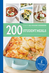 Hamlyn All Colour Cookery: 200 Student Meals by Hamlyn