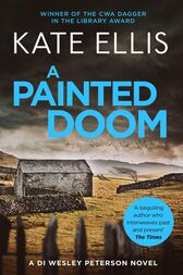 A Painted Doom by Kate Ellis