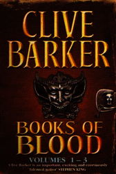Books of Blood Omnibus 1 by Clive Barker