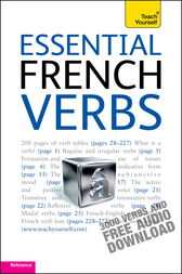 Essential French Verbs: Teach Yourself by Marie-Therese Weston