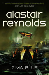 Zima Blue by Alastair Reynolds