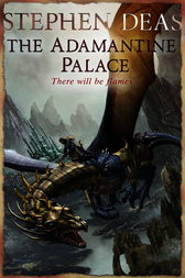 The Adamantine Palace by Stephen Deas
