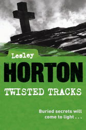 Twisted Tracks by Lesley Horton