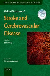Oxford Textbook of Stroke and Cerebrovascular Disease by Bo Norrving