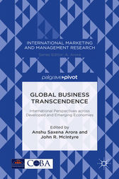 Global Business Transcendence by Anshu Arora
