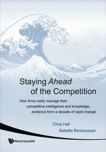 Download Ebook Staying Ahead of the Competition by Chris Hall Pdf