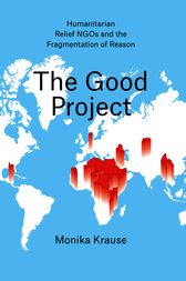 The Good Project by Monika Krause