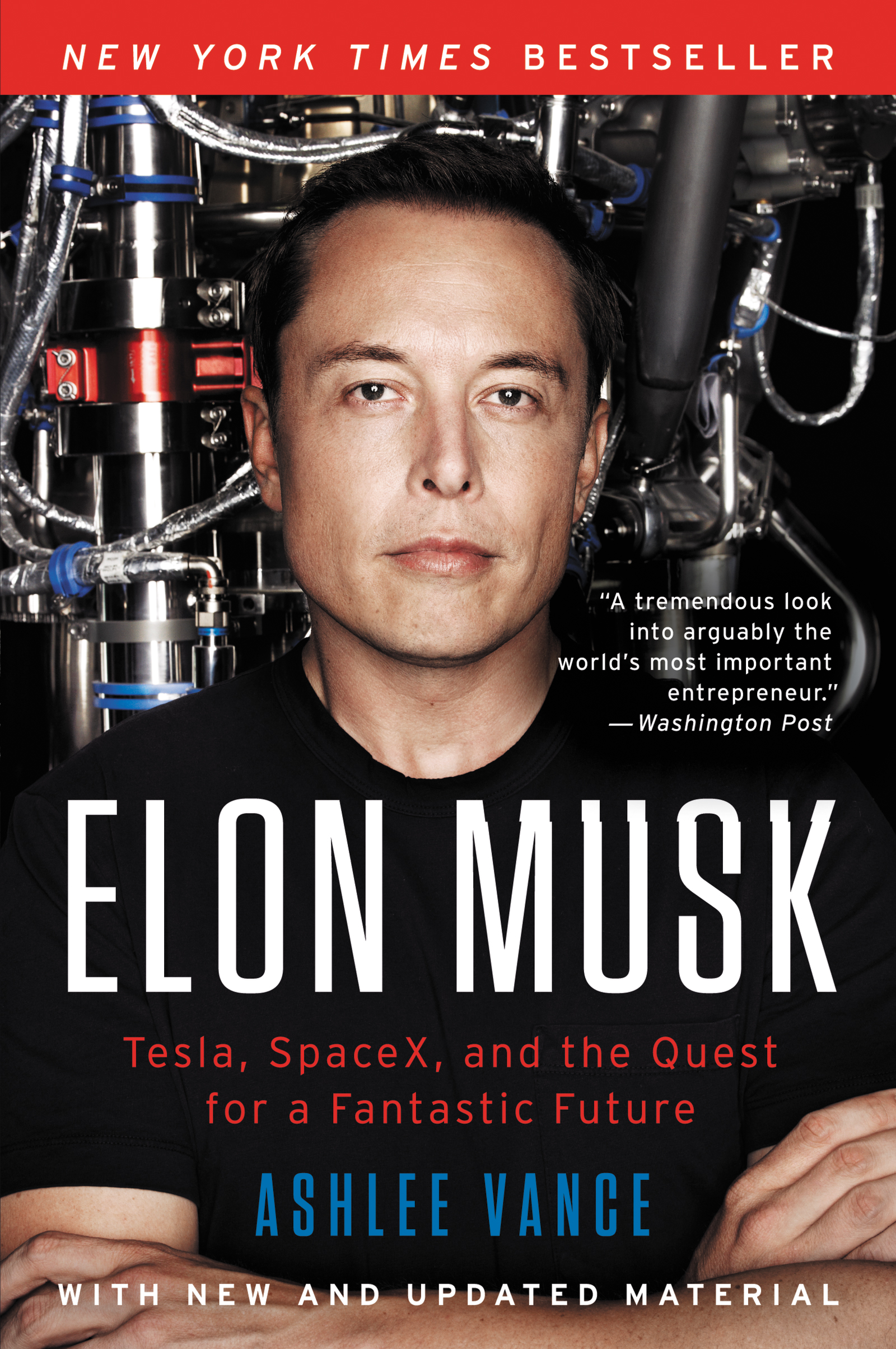 Download Ebook Elon Musk by Ashlee Vance Pdf