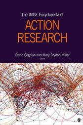 The SAGE Encyclopedia of Action Research by David Coghlan