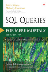 SQL Queries for Mere Mortals by John L. Viescas