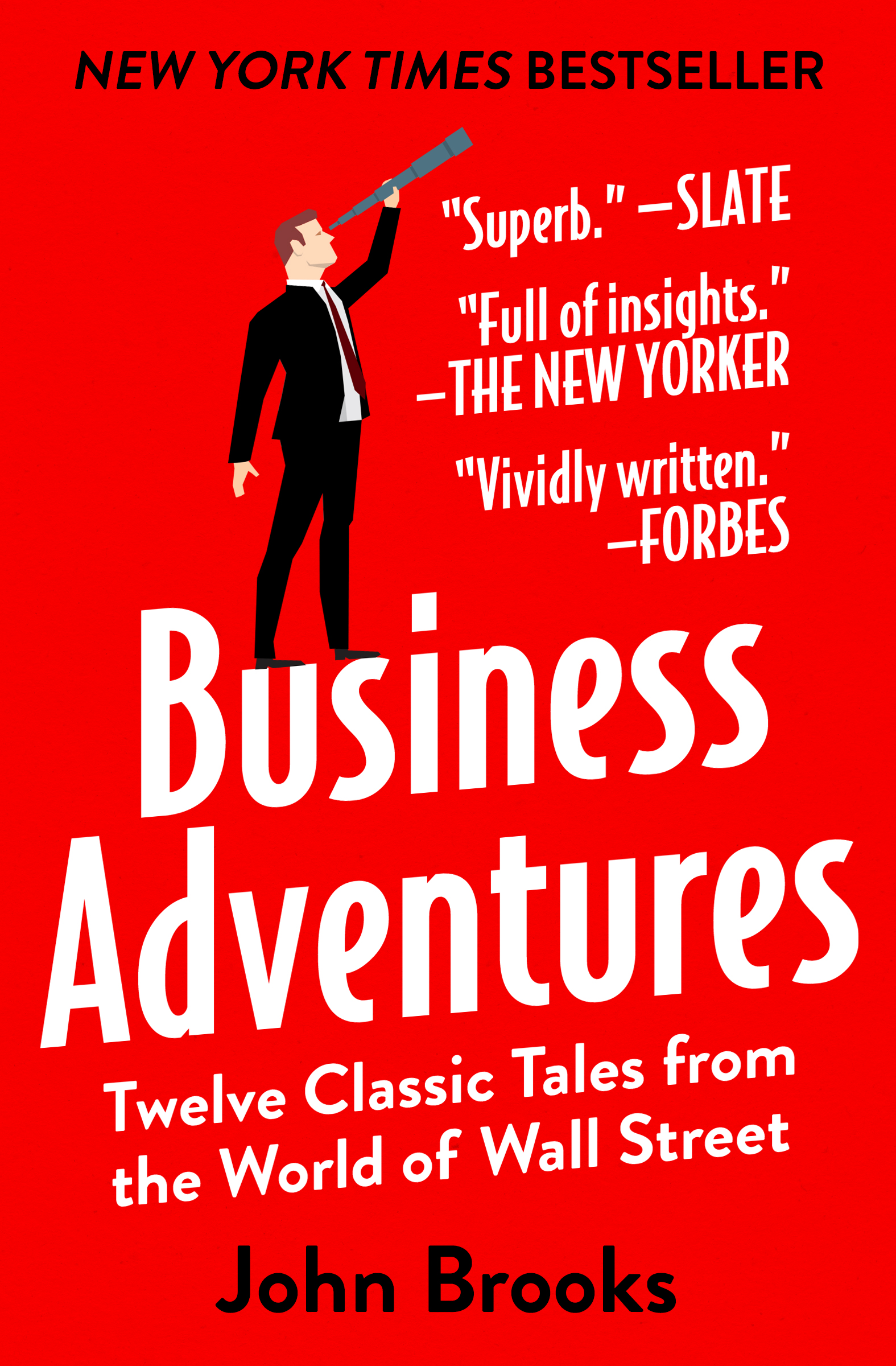 Download Ebook Business Adventures by John Brooks Pdf
