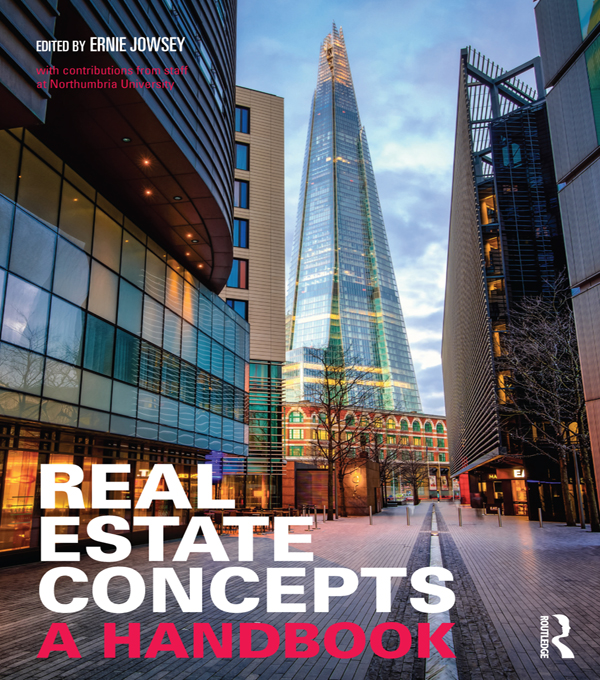 Download Ebook Real Estate Concepts by Ernie Jowsey Pdf