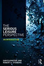 The Serious Leisure Perspective by Sam Elkington