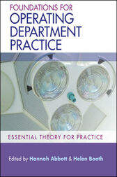 Foundations For Operating Department Practice by Hannah Abbott