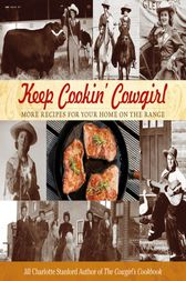 Keep Cookin' Cowgirl by Jill Stanford