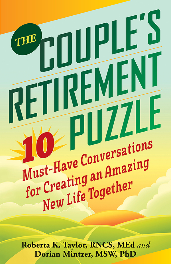 Download Ebook The Couple's Retirement Puzzle by Roberta K. Taylor Pdf