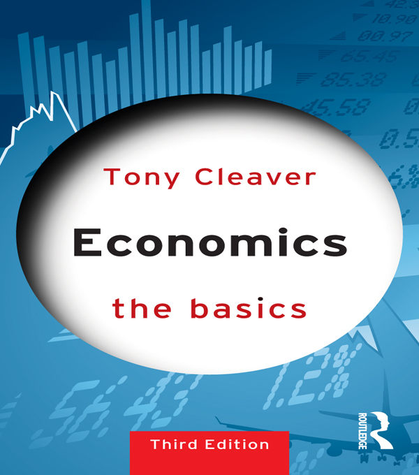 Download Ebook Economics: The Basics (3rd ed.) by Tony Cleaver Pdf